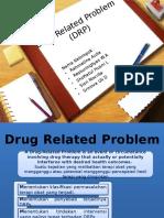 Drug Related Problem (DRP)