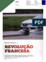 "NOVO RENAULT MÉGANE 1.6 dCi 130 NA ""TURBO"""