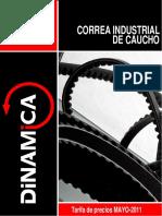Correa Caucho Industrial Mayo 2011