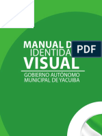 Manual de Idenidad Yacuiba