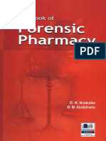 Forensic Pharmacy