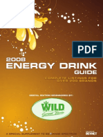 Energy Drink List