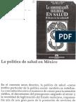López Arellano O, Economica. Pp. 15 - 23