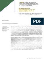 Gerschman, S. Las Reformas Del Estado Pp. 293 - 302