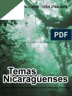 Revista de temas nicaragüenses