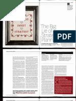 -The Big Lie of Strategic Planning
