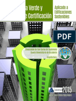 Arquitectura Verde y Sistemas de Certificación