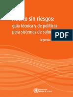 Guía Técnica y Políticas Para Sistemas de Salud