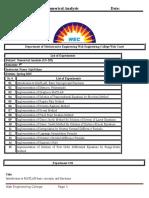 Matlab Lab Manual