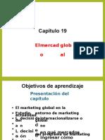 Capítulo 19 El Mercado Global