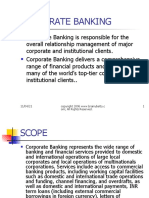 Corporate Banking11