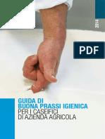 Guida Di Buona Prassi Igienica Per Caseifici