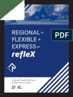 Reflex transportation proposal
