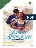 Arenas Movedizas, Victoria Holt