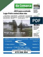 Crónicas da Comarca (Xaneiro 2016)