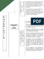 eucaristía esquema (deca)