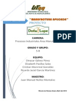 Proyecto Panaderia Doña Lupe