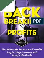 Back Breaking Profits