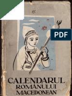 Calendarul Romanului Macedonean 1943