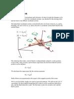 Aerial Robotics Lecture 2C_1 Formulation