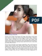 Bercinta ML Dengan Gadis SMA