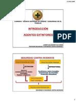 3 - Introduccion Agentes Extintores - Seguridad IV
