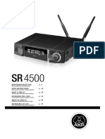 AKG SR4500