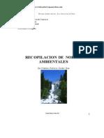 Libro Normativa Ambiental en Chile, Crist Carter