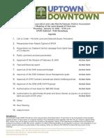 Joint Board January 21, 2016 Agenda Packet