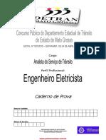 PROVA DE CONCURSOS ENGENHEIRO_ELETRICISTA