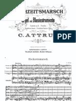 KAttrup Hochzeitsmarsch Score