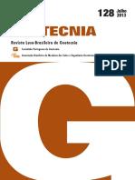 Revista Geotecnia 128