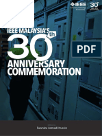 IEEE Malaysia 30th Anniversary Commemoration