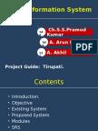 Virus information system