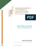Historia Clinica Ccp 2015 - Entrevista