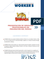 Worker's Presentación Panaca