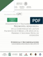 Neumonia Ninos adolecentes