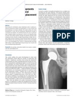 Current Developments in Short Stem Femoral Implants