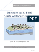 Soil in Water Treatment