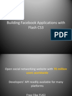 Building Facebook Applications