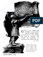 The King's Business - Volume 9, Issue 9 - September 1918