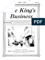 The King's Business - Volume 9, Issue 6 - June 1918