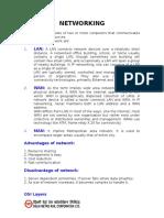 Networking in DMRC