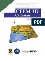 Specfem3d Manual