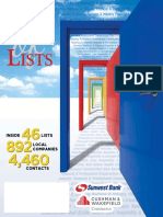 2016 Idaho Business Review Book of List