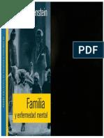 Familia y Enfermedad Mental