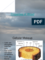 Properties of Wood