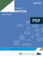 mathematics sd-2016
