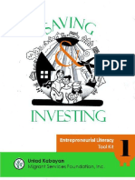 Toolkit 01 Saving and Investing
