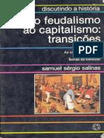 Livro - Samuel Sergio Salinas Do Feudalismo Ao Capitalismo Transicoes[1]